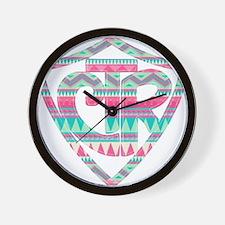 Unique Missionary Wall Clock