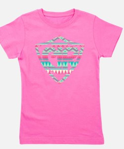 Cute Lds missionary mom Girl's Tee