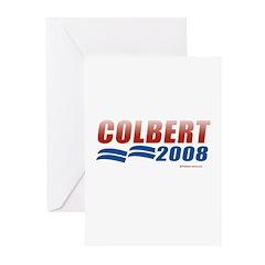Colbert 2008 Greeting Cards (Pk of 10)