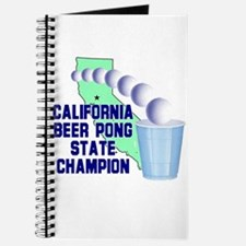 California Beer Pong State Ch Journal