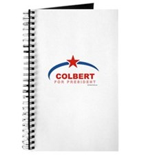 Colbert for President Journal