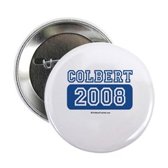 "Colbert 2008 2.25"" Button (10 pack)"