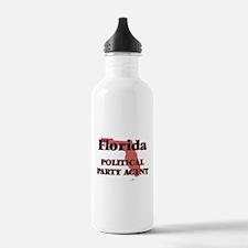 Florida Political Part Water Bottle