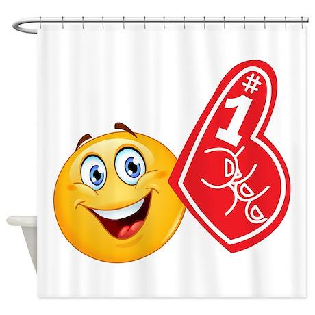 Sports Emoji Shower Curtain By Admin CP13506533