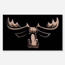 Mad Moose Decal
