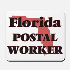 Florida Postal Worker Mousepad