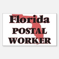 Florida Postal Worker Decal