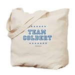 Team Colbert Tote Bag