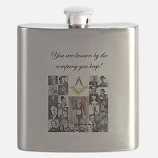 Company you keep Flask