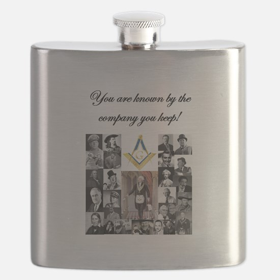 Company you keep Flask