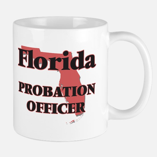 Florida Probation Officer Mugs