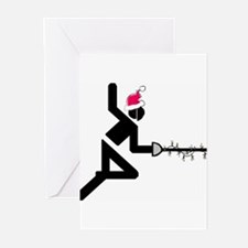 Unique Fencing Greeting Cards (Pk of 20)