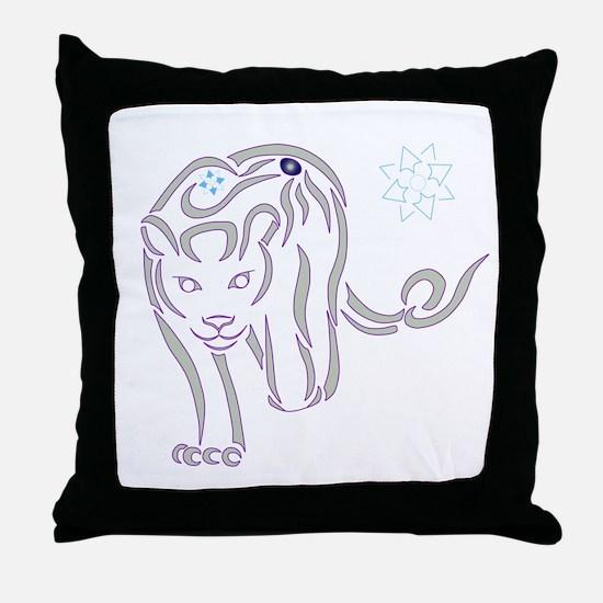 Unique Lioness Throw Pillow