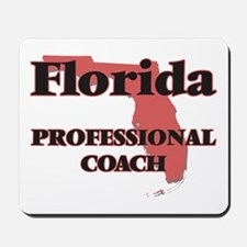 Florida Professional Coach Mousepad