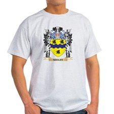 Seeley Coat of Arms - Family Cr T-Shirt