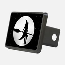 creepy witch Hitch Cover