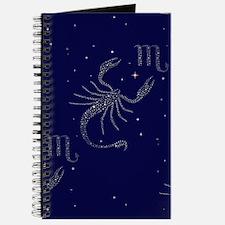 stars scorpio Journal