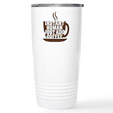 Cute Food drink beverage Travel Mug