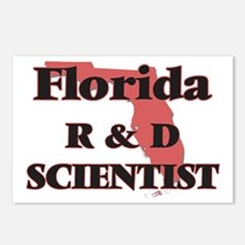 Florida R & D Scientist Postcards (Package of 8)