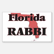 Florida Rabbi Decal