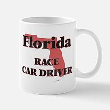 Florida Race Car Driver Mugs