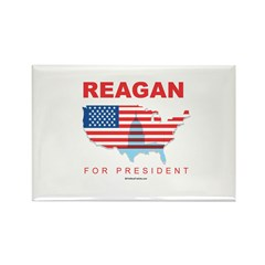 2008 Election Candidates Rectangle Magnet (100 pac