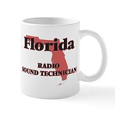 Florida Radio Sound Technician Mugs