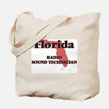 Florida Radio Sound Technician Tote Bag