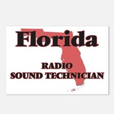 Florida Radio Sound Techn Postcards (Package of 8)