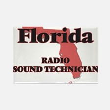 Florida Radio Sound Technician Magnets