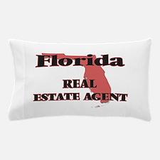Florida Real Estate Agent Pillow Case