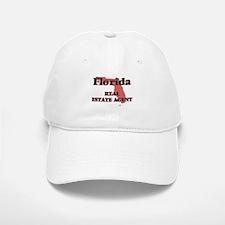 Florida Real Estate Agent Baseball Baseball Cap