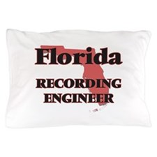 Florida Recording Engineer Pillow Case