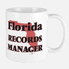 Florida Records Manager Mugs