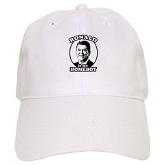 Ronald Reagan is my homeboy Baseball Cap
