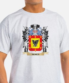 Seres Coat of Arms - Family Cre T-Shirt