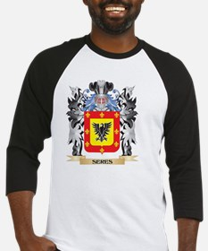 Seres Coat of Arms - Family Crest Baseball Jersey