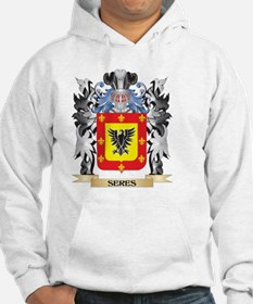 Seres Coat of Arms - Family Cres Hoodie