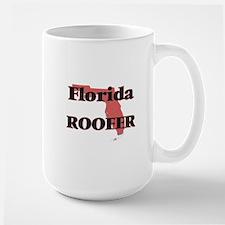 Florida Roofer Mugs