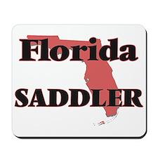 Florida Saddler Mousepad