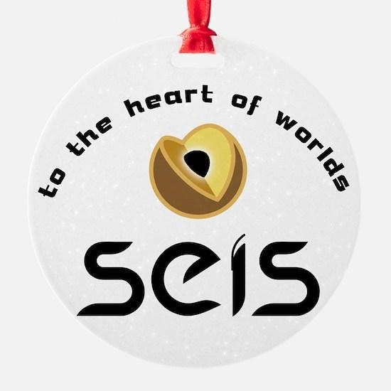 SEIS: InSight's Heart Ornament