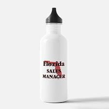 Florida Sales Manager Water Bottle