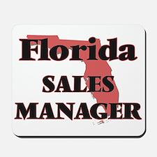 Florida Sales Manager Mousepad