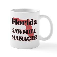 Florida Sawmill Manager Mugs