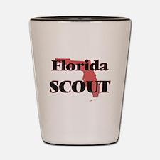 Florida Scout Shot Glass