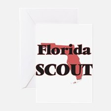 Florida Scout Greeting Cards