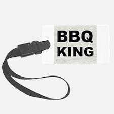 BBQ King Luggage Tag