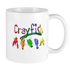 Crayfish Mugs