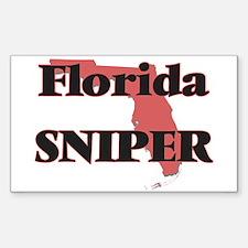 Florida Sniper Decal