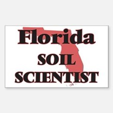 Florida Soil Scientist Decal